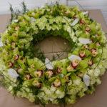 цветя за погребение